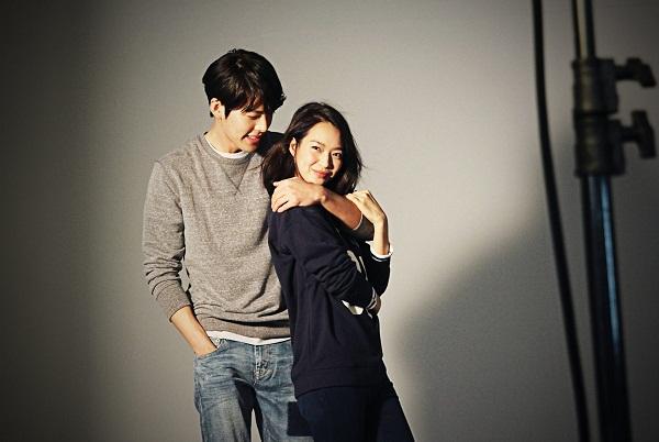 Шин Мин А и её парень Ким У Бин фото