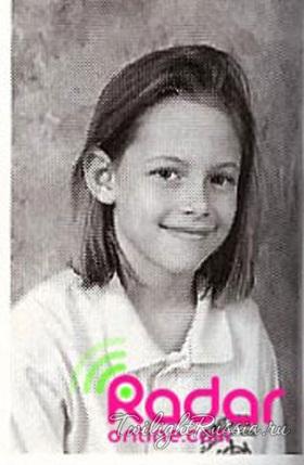 Кристен Стюарт в детстве фото