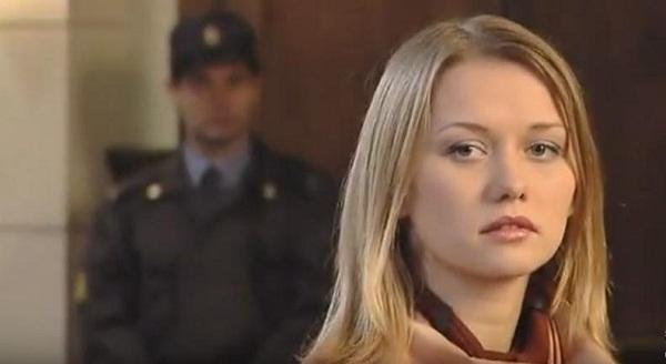 актриса Марина Денисова фото