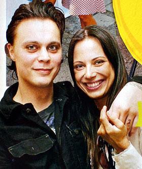 Вилле Вало и Йонна Нигрен