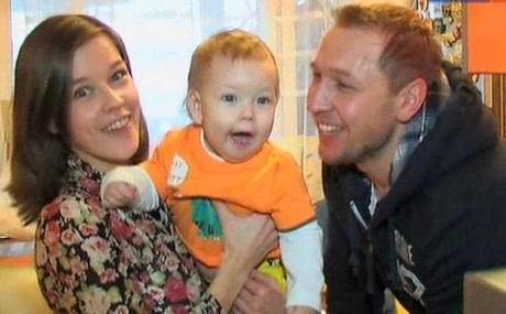 Екатерина Шпица с семьей мужем и сыном фото