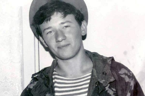 Артем Шейнин в молодые годы фото