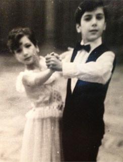 Евгений Папунаишвили в детстве фото