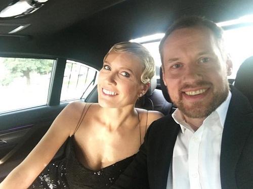 Елена Летучая с мужем фото