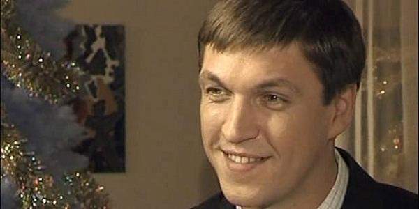 бывший муж Ирины Пеговой Дмитрий Орлов фото