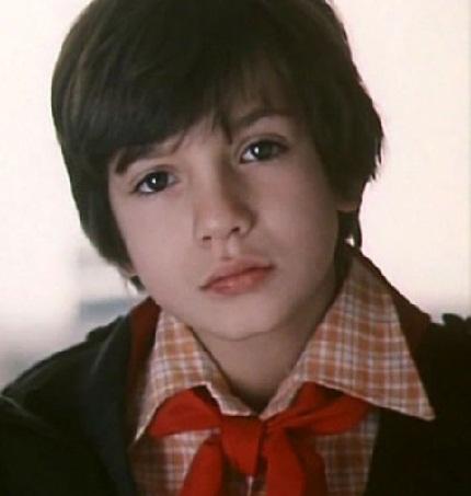 Егор Дружинин в детстве фото