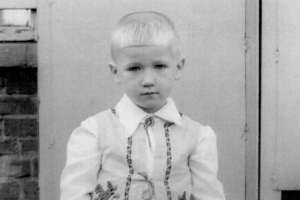 Олег Винник в детстве фото