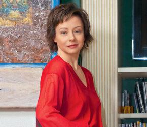 Актриса Евгения Добровольская: личная жизнь, семья, фото