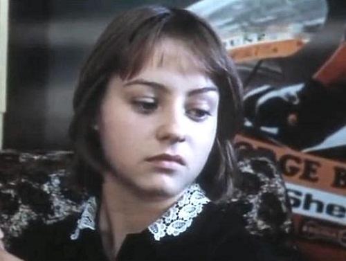 Евгения Добровольская в молодости фото