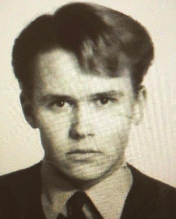 Максим Аверин в молодые годы фото