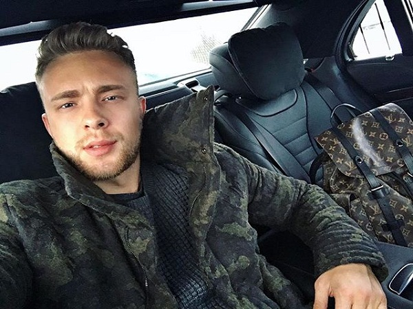 Егор Крид в Instagram
