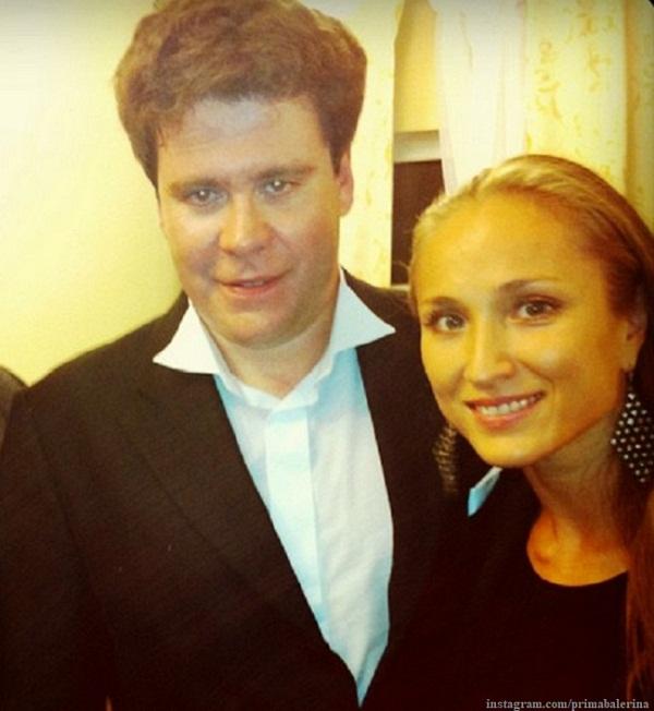 Денис Мацуев с женой фото