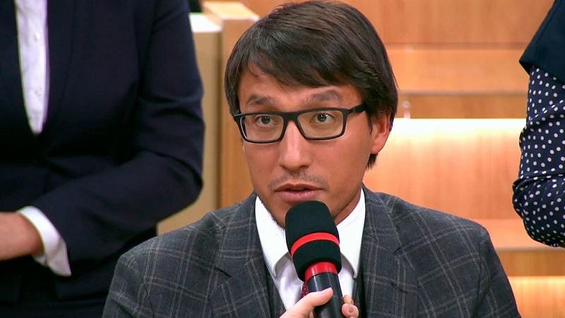 Дмитрий Абзалов политолог