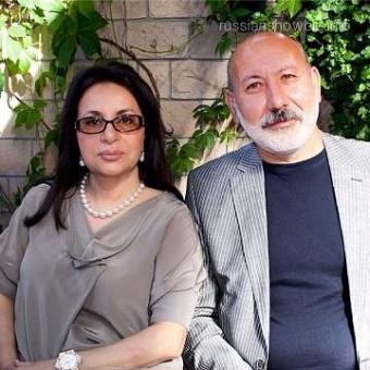 Певица Зара родители фото
