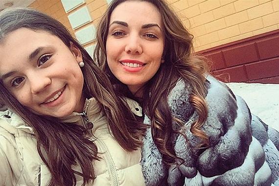младшая дочь Маши Распутиной фото