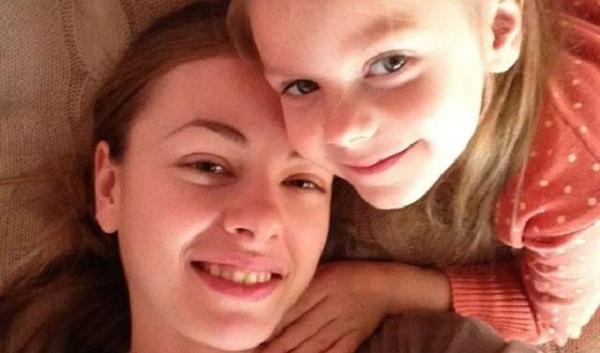 Олеся Фаттахова с дочерью фото
