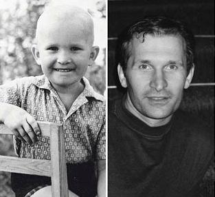 Федор Добронравов в детстве и молодости фото