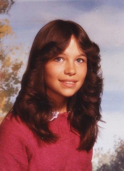 Памела Андерсон в юности фото