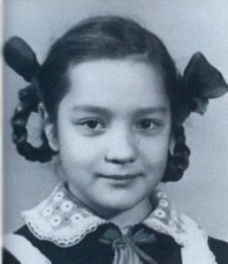 Татьяна Буланова в детстве фото