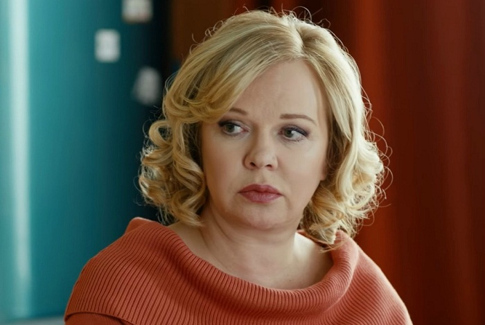 Актриса Елена Валюшкина