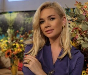 Телеведущая Анастасия Трегубова: биография, личная жизнь, фото