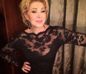Певица Любовь Успенская: биография, личная жизнь, фото