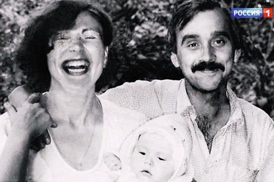 Татьяна Кравченко со вторым мужем Дмитрием Гербачевским фото