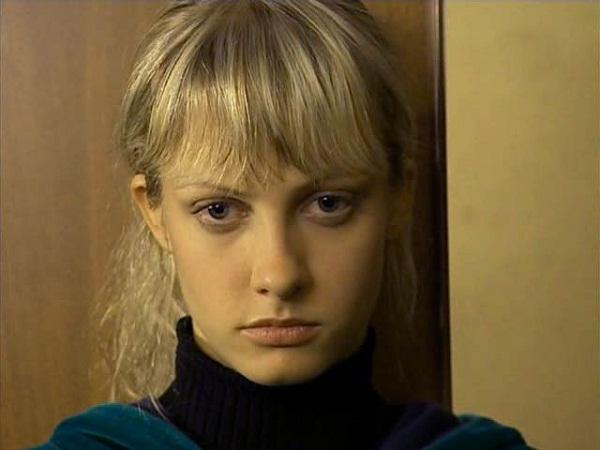 Актриса Полина Максимова фото