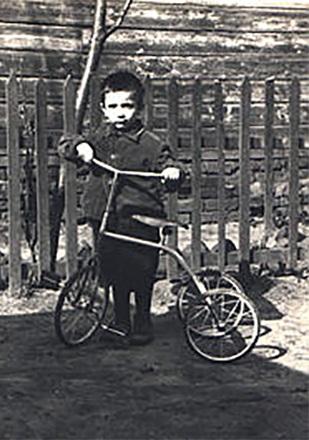 Александр Буйнов в детстве фото