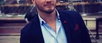 Никита Панфилов: биография, личная жизнь