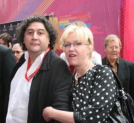 Ирина Розанова и Бахтиер Худойназаров фото